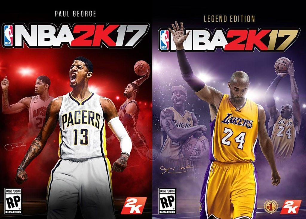 nba 2k17 edition differences