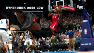 NBA 2K unveils the latest shoes for NBA 2K17