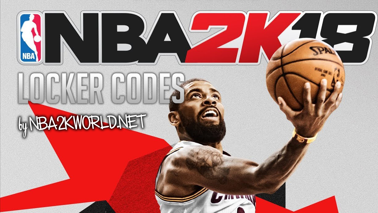 nba 2k18 locker codes