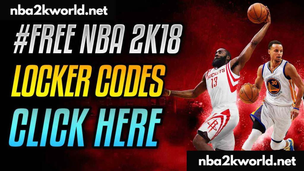nba 2k18 locker codes guide
