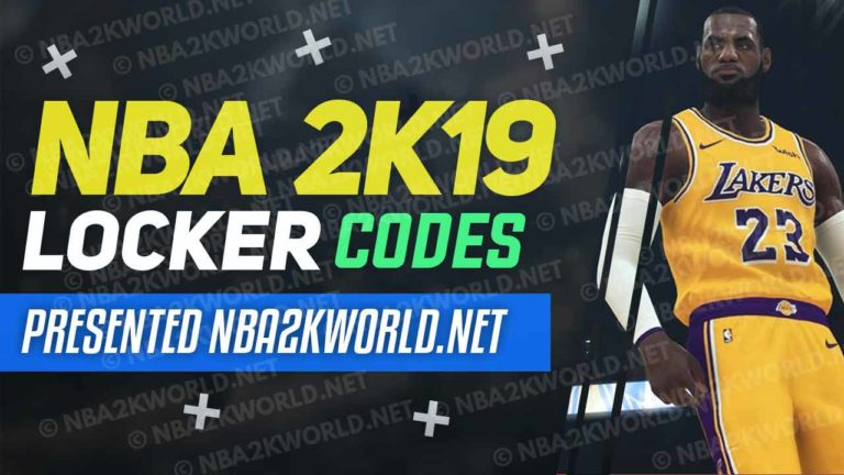 how to get nba 2k19 locker codes