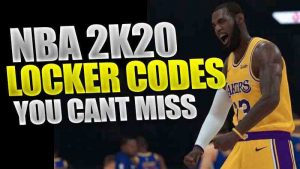 5 NBA 2K20 Locker Codes You Can't Miss