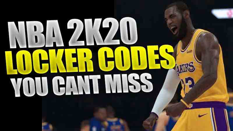 5 NBA 2K20 Locker Codes You Can't Miss | NBA 2K World