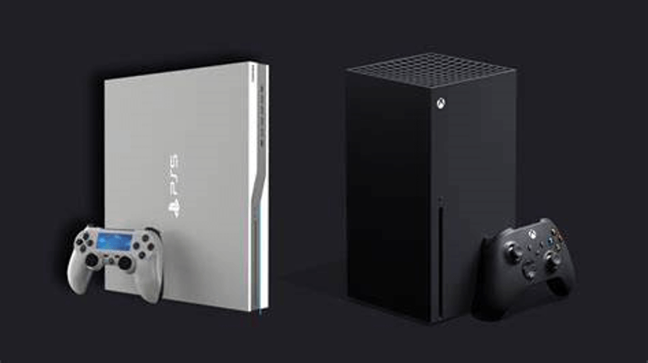 Playstation 5 and Xbox Series X